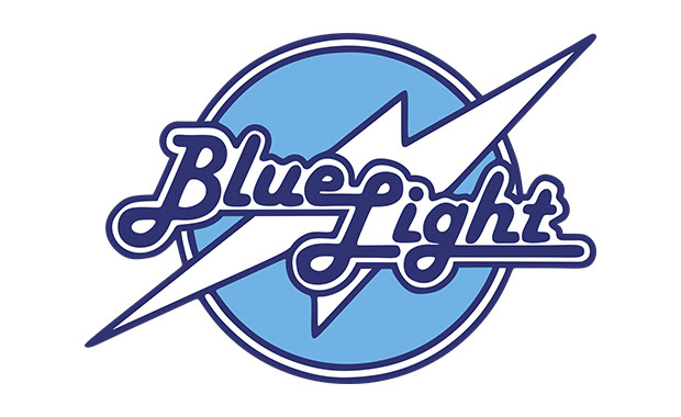 Blue Light Victoria