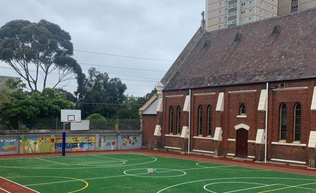 St Joseph's Collingwood, Victoria